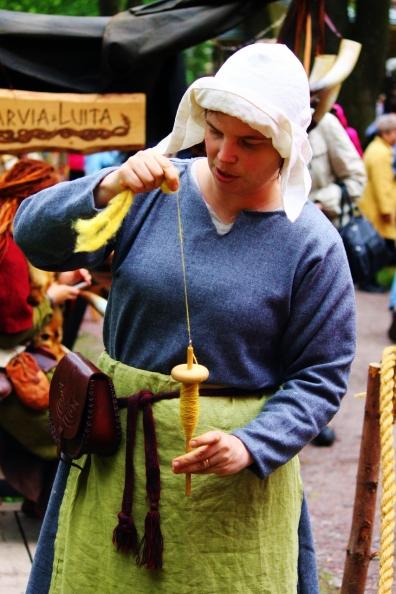 Keskiaikaiset markkinat, Turku 2015