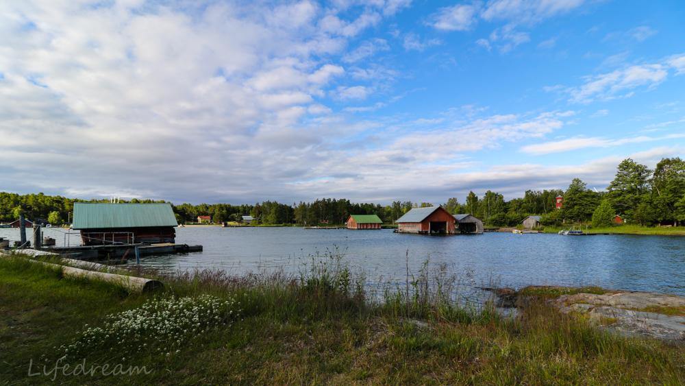 Sukellusleiri saaristossa: sunnuntai2.7.2017