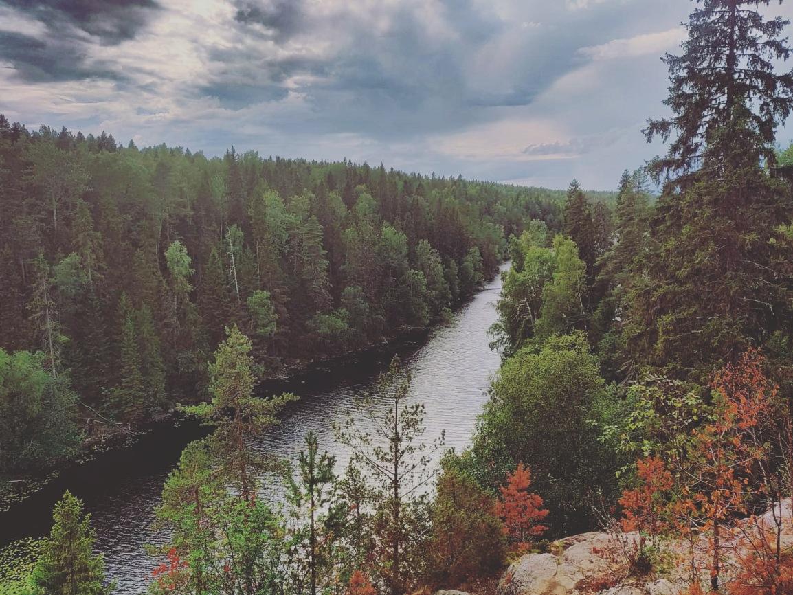 Helvetinjärvi 4-5.8
